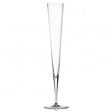 """Набор из двух прозрачных бокалов для шампанского """"Vaganza"""", d 33 см"""