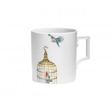"Чайная чашка ""Mug Freedom"", v 0,25 л"