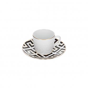 """Набор из двух кофейных чашек с блюдцем """"Cosmopolitan Royal Palace"""""""