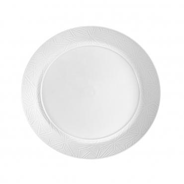 """Тарелка для пасты с матовым краем """"Vitruv"""", D 24 см"""