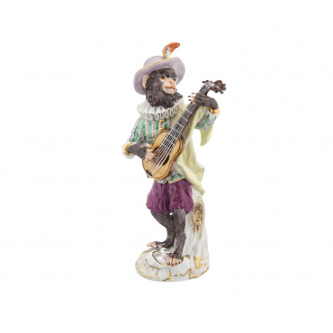 "Cтатуэтка ""Monkey Orchesrta "", H 14 см"