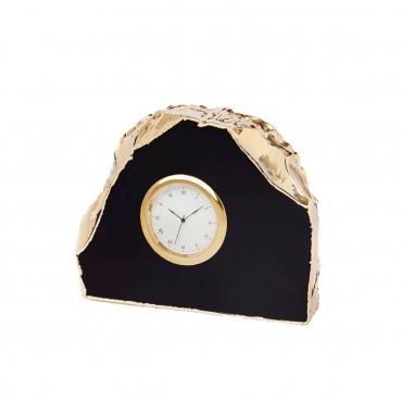 """Часы позолоченные """"Ampliar"""", 13х4 см"""