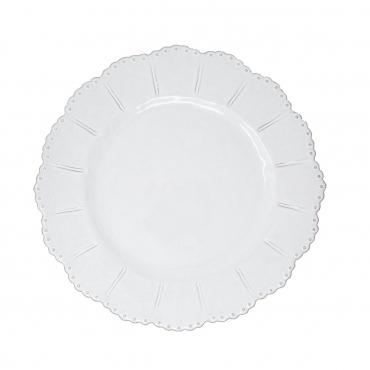 """Подстановочная тарелка """"Bella Bianca"""", d 29 см"""