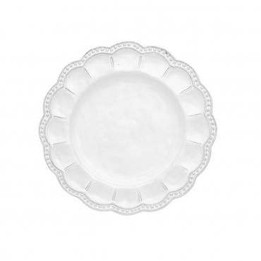 """Обеденная тарелка """"Bella Bianca"""", d 23 см"""