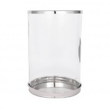 """Колпак для свечи стеклянный """"Бриллиант"""", h 30 см"""