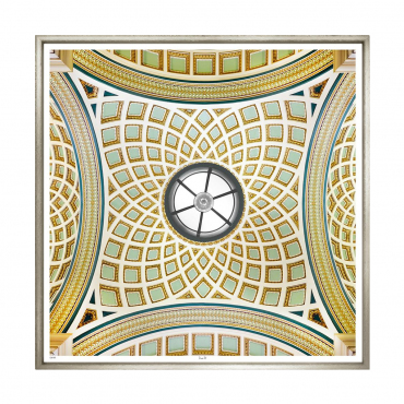 """Фотопринт в раме """"Dome"""", 89x89 см"""