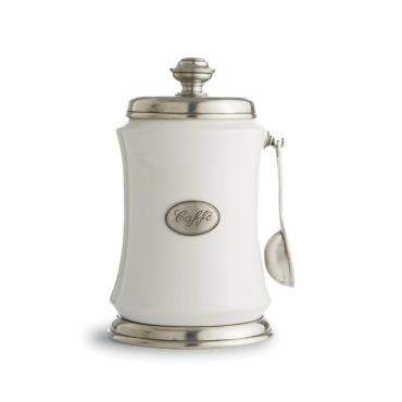 """Банка для кофе с ложкой """"Tuscan"""", h 30 см"""