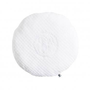 """Подушка круглая """"Neige"""", d 35 см"""
