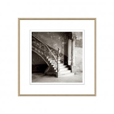 """Фотопринт в раме """"Sepia Landscape"""", 61x61 см"""