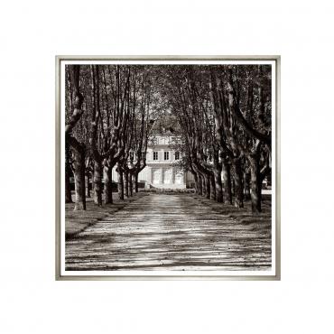 """Фотопринт в раме """"Sepia Landscape"""", 58x58 см"""