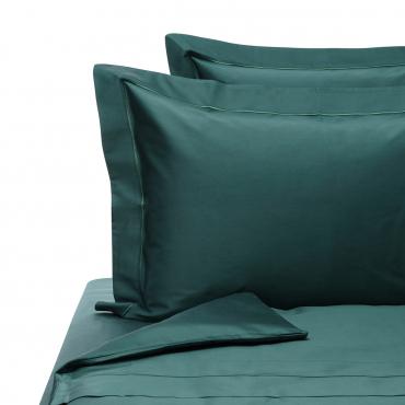 """Комплект из двух наволочек """"Satin"""", 65х65, зеленый"""