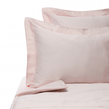 """Комплект из двух наволочек """"Satin"""", 65х65, светло-розовый"""
