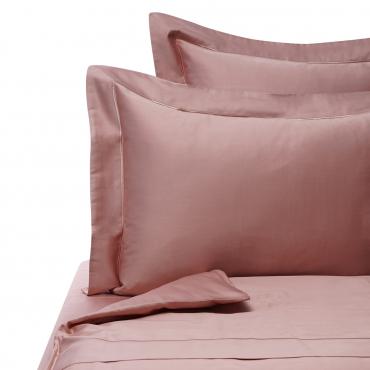 """Комплект из двух наволочек """"Satin"""", 65х65, розовый"""