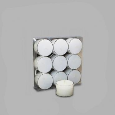 """Набор из девяти сменных свечей в футляре """"Teelichte"""""""