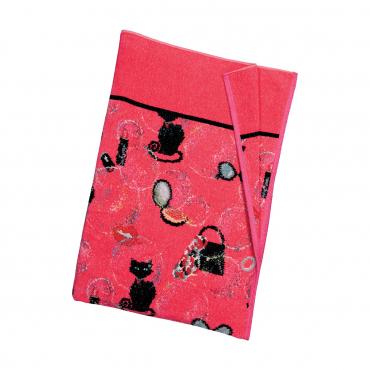 """Полотенце для тела """"Audrey"""", шенилл, 150х75 см"""