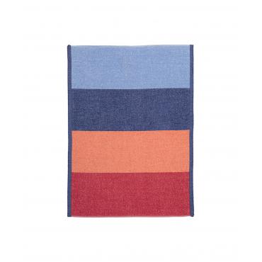 "Гостевое полотенце ""Блоки"", шенилл, 37х50 см"
