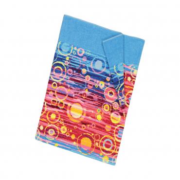 """Полотенце для тела """"Bubbles"""", шенилл, 150х75 см"""