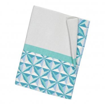 """Банное полотенце """"Crystal"""", шенилл, 150х100 см"""
