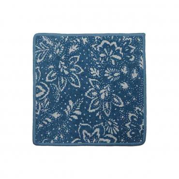 """Гостевое полотенце """"Indigo Bloom"""", 30x30 см"""