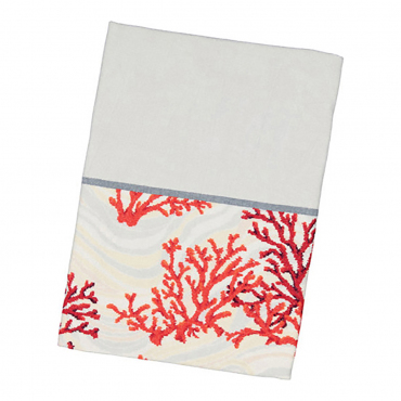 "Банное полотенце ""Koralle"", шенилл, 160х110 см"