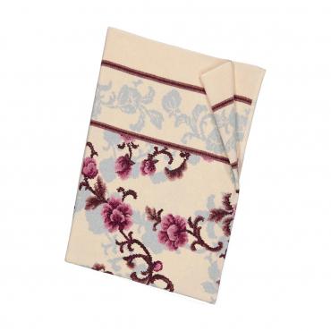"""Банное полотенце """"Blooming"""", шенилл, 150х100"""