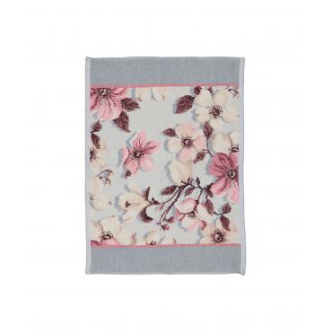 "Банное полотенце ""Lenz Rose Silver"", 50x37 см"